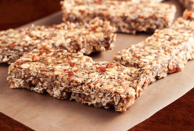 16 – With a morning cup of coffee this Pecan caramel granola bar ...