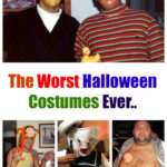 10 of the Worst Halloween Costumes ever made