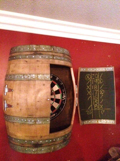 10 Dart Board Ideas To Recreate In Your Own Home - Dads Bible