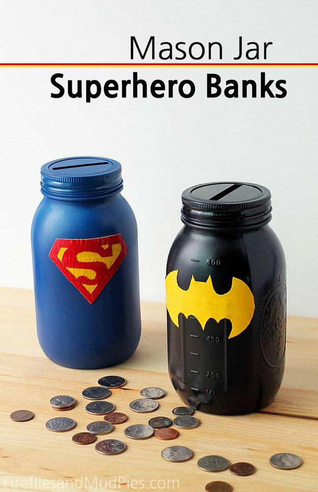 superhero-gift-ideas-for-dad-hero-mason-jars