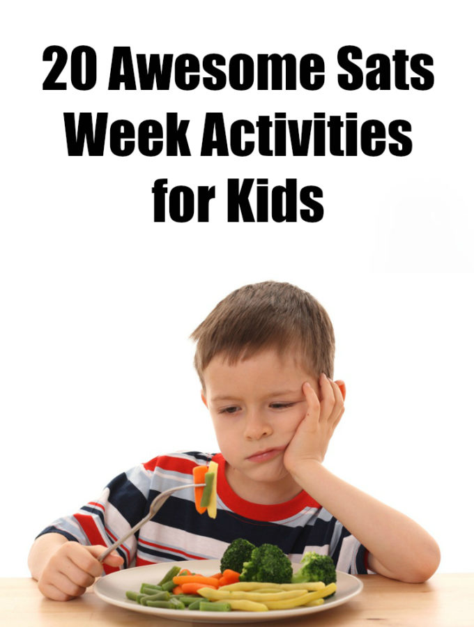 20 Awesome Sats Week activities for kids