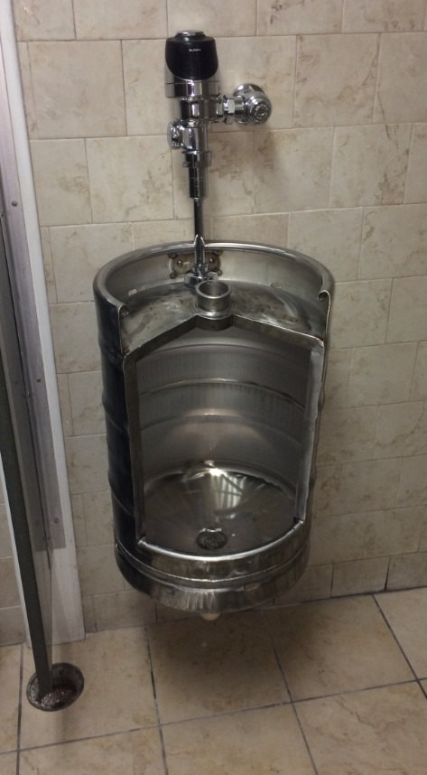 21-man-cave-ideas-beer-keg-urinal