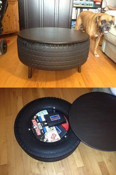 21-man-cave-ideas-recycled-tire-tutorial