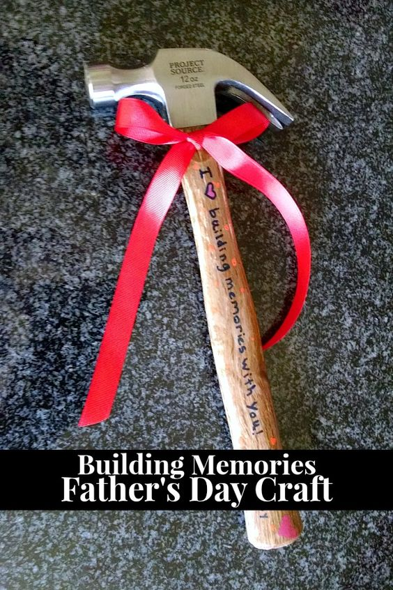 Building-memories-craft-hammer-for-fathers-day