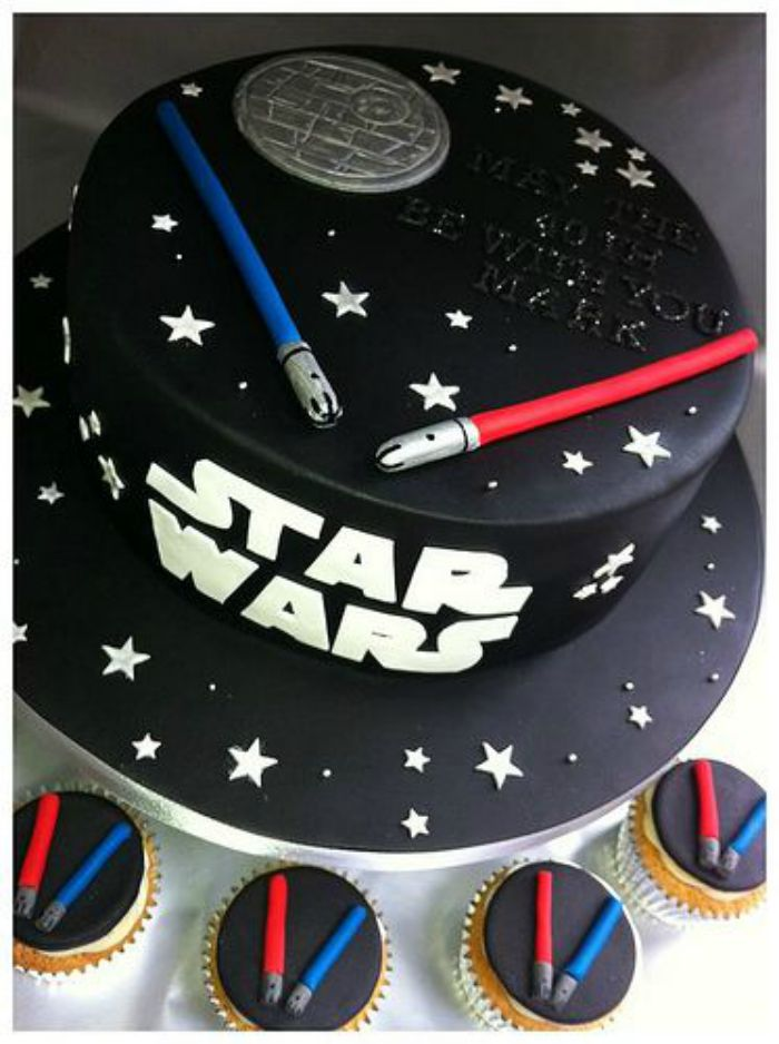 Popolare 21 Star Wars Birthday Party Ideas to Feel the Force QK94