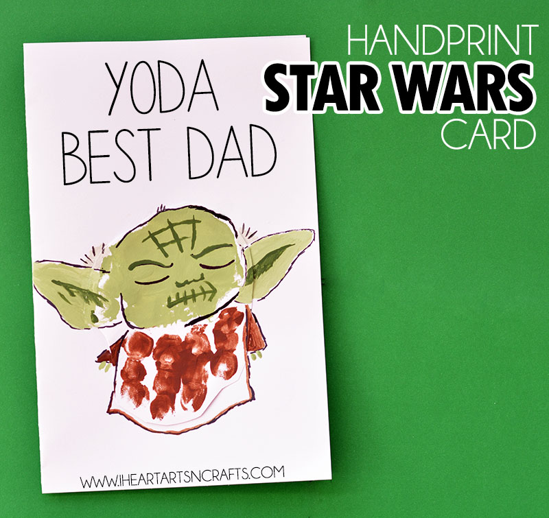 Yoda-best-dad-diy-fathers-day-card