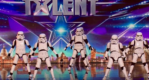 "Dancing StormTroopers will make you say ""WOW"""