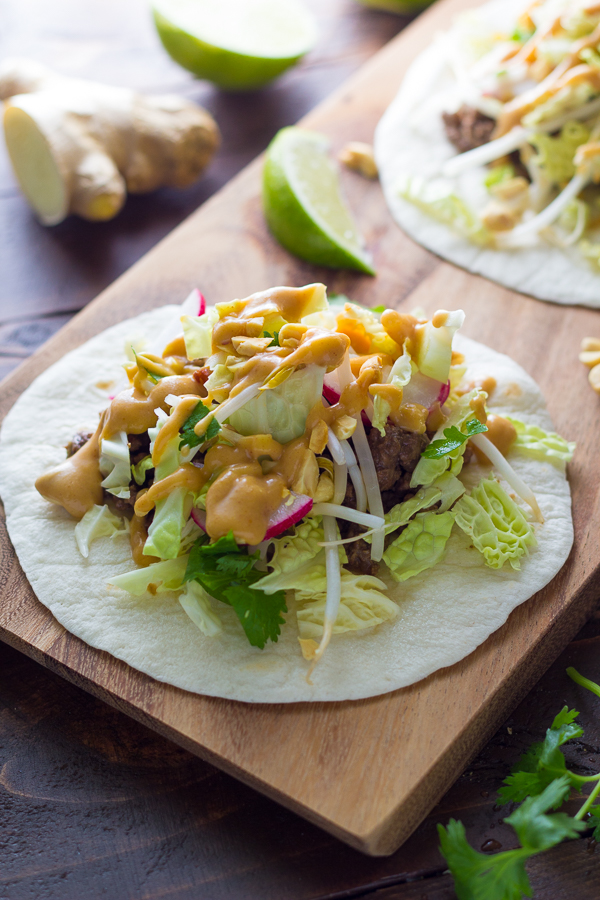 30-Minute-Ginger-Beef-Tacos-with-Peanut-Sauce