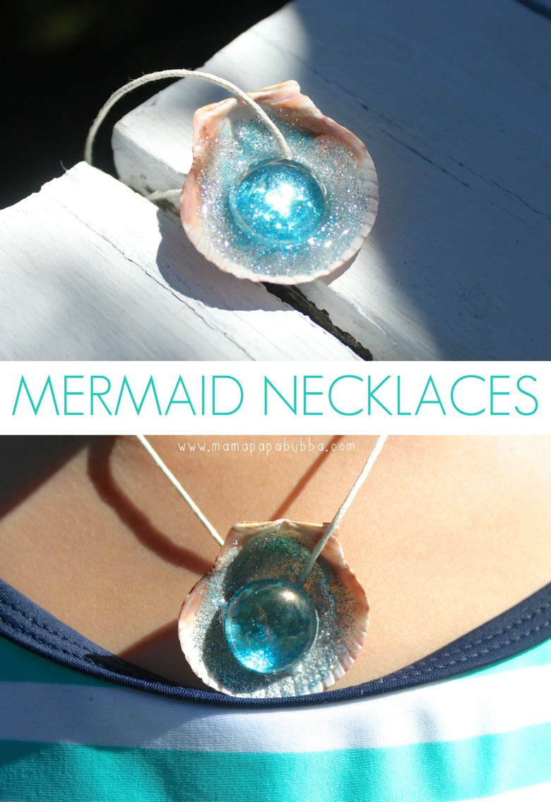 Mermaid-Necklaces