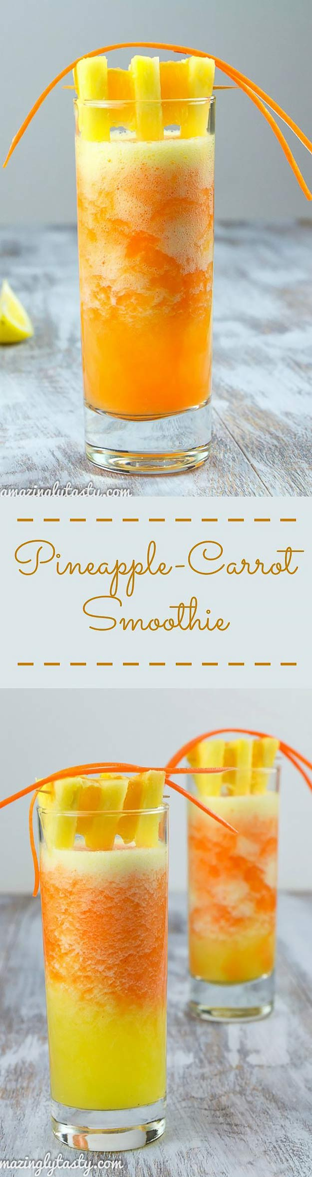 Pineapple-Carrot-Orange-healthy-Smoothie-recipe