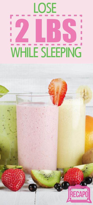 Shrink Drink Healthy Smoothie Recipe