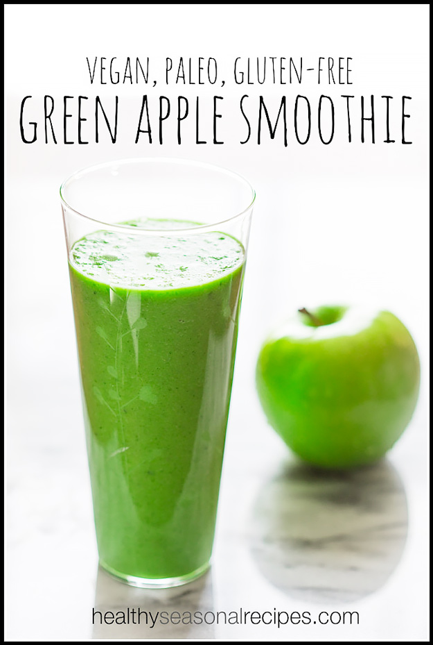 Vegan-Paleo-Gluten-Free-Green-Apple-healthy-Smoothie
