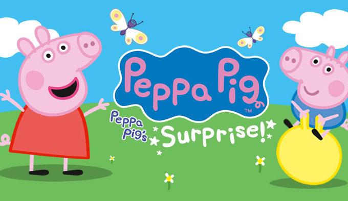 Peppa Pig live  | Peppa Pig's Surprise Live UK Tour Dates