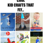 12 Cool Kids Crafts They Will Love And Can Actually Fly