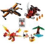 Daily Mail Lego Promotion October 2016 4 Amazing Sets to Collect