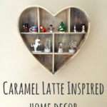 How to create a Caramel Latte Inspired Home Decor theme