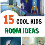 15 Cool Kids Room Ideas to Help Inspire You