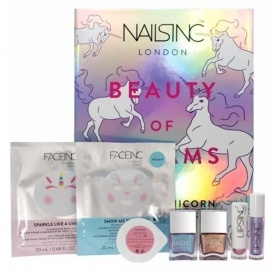 Nails inc unicorn gift set boots